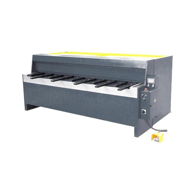 Mechaniczne nożyce gilotynowe 4x1300 - Mechaniczne nożyce gilotynowe 4x1300
