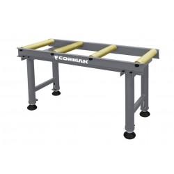 1 m, 4 Rollers Conveyor