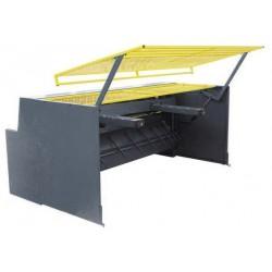 Mechaniczne nożyce gilotynowe 2x2550 - Mechaniczne nożyce gilotynowe 2x2550