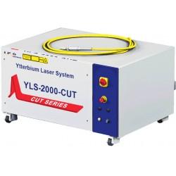 IPG 2000W Glasfaserlaserquelle