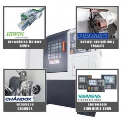 Schrägbett-Drehmaschine CNC CK7130B - Schrägbett-Drehmaschine CNC CK7130B