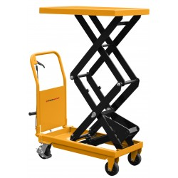 Wózek nożycowy platformowy...