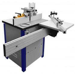 Frezarka CORMAK 5110T + stół do czopowania - Frezarka CORMAK 5110T + stół do czopowania