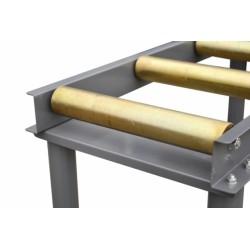 Podajnik rolkowy 1 m 4 rolki - Podajnik rolkowy 1 m 4 rolki