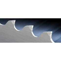 HM-Titan ALU3 carbide tipped band saw blade - Band-saw with cutting edges of sintered carbides HM-Titan ALU3