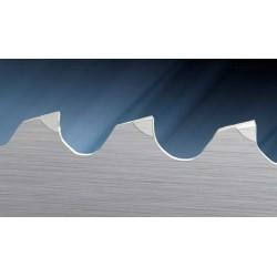HM-Titan MUSN carbide tipped band saw blade - Band-saw with cutting edges of sintered carbides HM-Titan MUSN