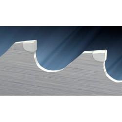 HM-Titan B0 carbide tipped band saw blade - Band-saw with cutting edges of sintered carbides HM-Titan B0