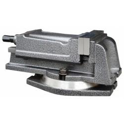 100x80 mm Maschinenschraubstock - Maschinenschraubstock 100x80 mm