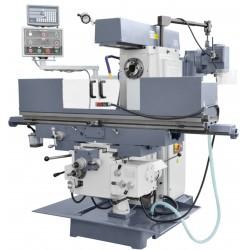 Universal milling machine CORMAK UWF140 - Universal milling machine CORMAK UWF140