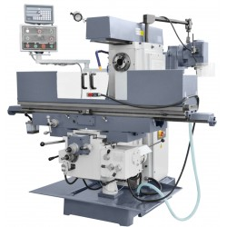 Universale Fräsmaschine CORMAK UWF140 - Universale Fräsmaschine CORMAK UWF140