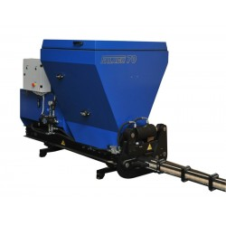Hydrauliczna brykieciarka F70 - Brykieciarka Hydrauliczna F70