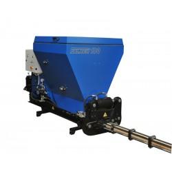 Hydraulische Brikettpresse F100 - Hydraulische Brikettpresse F100