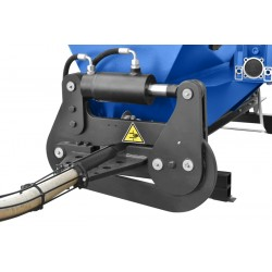 Hydrauliczna brykieciarka F100 - Hydrauliczna brykieciarka F100