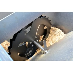 Hydrauliczna brykieciarka F100