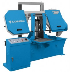 CORMAK H-400 band saw - Metal band-saw CORMAK H-400 WITH EC
