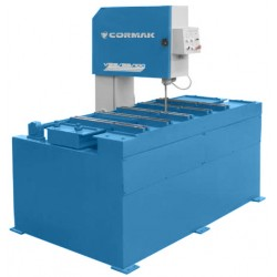 CORMAK V-25/33/100 V-25/45/100 vertical band saws - Metal vertical band-saw CORMAK V-25/33/100 V-25/45/100