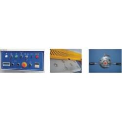 Hydrauliczne nożyce gilotynowe CORMAK - seria Q12Y - Hydrauliczne nożyce gilotynowe CORMAK - seria Q12Y