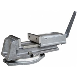 Imadło maszynowe 125x100 mm - Imadło maszynowe 125x100 mm