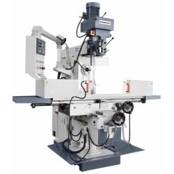 Universal milling machine XL6336L SERVO - Universal milling machine XL6336L SERVO