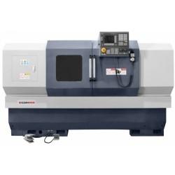 Drehmaschine CNC 550x1000 mit Werkzeugantrieb und C-Achse - Drehmaschine CNC 550x1000 mit Werkzeugantrieb und C-Achse