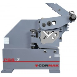 Hand Lever Shear for sections and bars CORMAK PBS-7 - Hand Lever Shear for sections and bars CORMAK PBS-7
