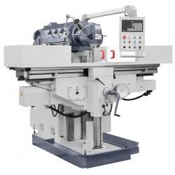 KNEE-TYPE MILLING MACHINE FU1600 - KNEE-TYPE MILLING MACHINE FU1600