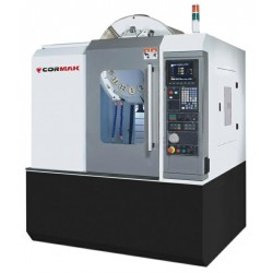 CORMAK 400x570 mm drilling and tapping centre - Drilling and threading centre 400x570 mm