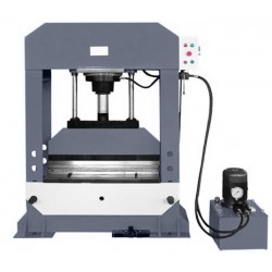 Prasa hydrauliczna HPB 200 - Prasa hydrauliczna HPB 200
