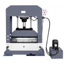 Prasa hydrauliczna HPB 300 - Prasa hydrauliczna HPB 300