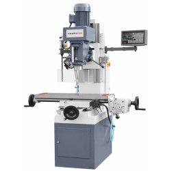 Bohr- und Fräsmaschine ZX 50 ZB - Bohr- und Fräsmaschine ZX 50 ZB