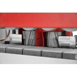 Cabin edge bending machine CORMAK EBM800 - Cabin edge bending machine CORMAK EBM800
