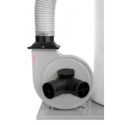 Odciąg wiór trocin CORMAK FM 300 filtr pyłowy - Odciąg wiór trocin CORMAK FM 300 filtr pyłowy