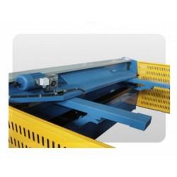 Mechaniczne nożyce gilotynowe CORMAK - seria QH 2500 - Mechaniczne nożyce gilotynowe CORMAK - seria QH 2500