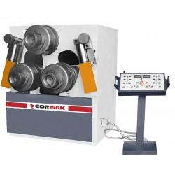 Giętarka do rur i profili z dociskiem hydraulicznym CORMAK HRBM 120 - Giętarka do rur i profili z dociskiem hydraulicznym CORMAK HRBM 120