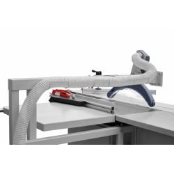 CORMAK MJ-45KA sliding table saw with scoring - Sliding table saw with scoring blade MJ-45KA