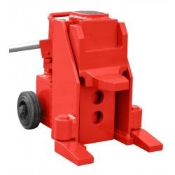 Machine hydraulic lift