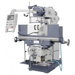 Universal milling machine UWF 126 PREMIUM - Universal milling machine UWF 126 PREMIUM
