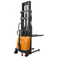 CORMAK - Półelektryczny masztowy wózek paletowy B1030
