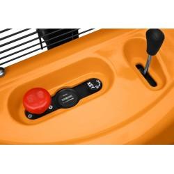 Półelektryczny masztowy wózek paletowy B1030 - Półelektryczny masztowy wózek paletowy B1030