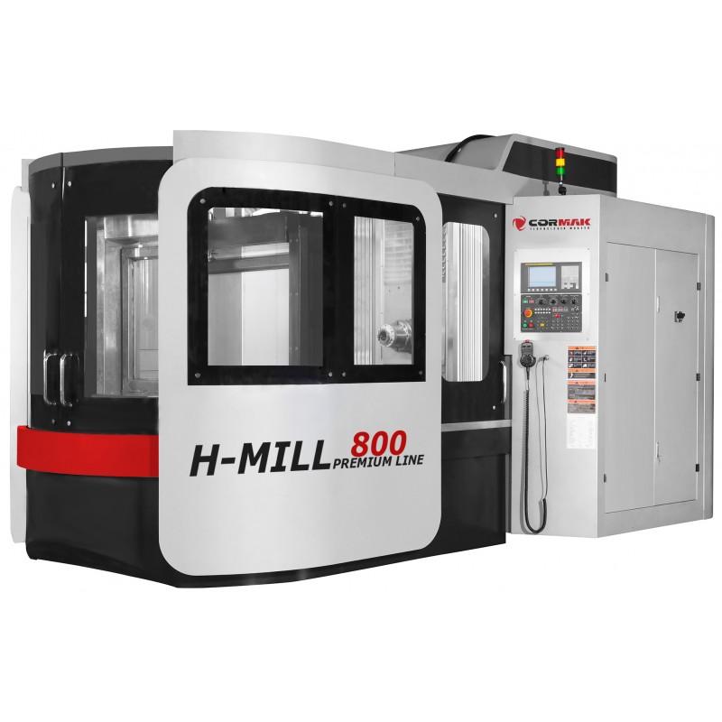 Centrum obróbcze poziome H-MILL 800 - Centrum obróbcze poziome H-MILL 800