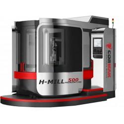 Horizontales Bearbeitungszentrum H-MILL 500 - Horizontales Bearbeitungszentrum H-MILL 500
