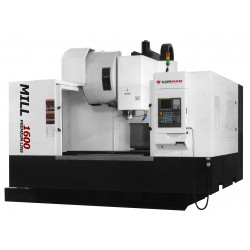 MILL 1600 PREMIUM LINE machining centre - Machining centre MILL 1600 PREMIUM LINE