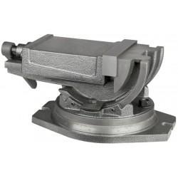Imadło maszynowe pochylne kołyskowe 100 mm - Imadło maszynowe pochylne kołyskowe 100 mm