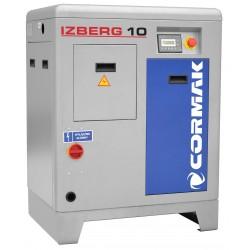 Kompresor śrubowy IZBERG 10 - Kompresor śrubowy IZBERG 10