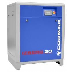 Kompresor śrubowy IZBERG 20 - Kompresor śrubowy IZBERG 20