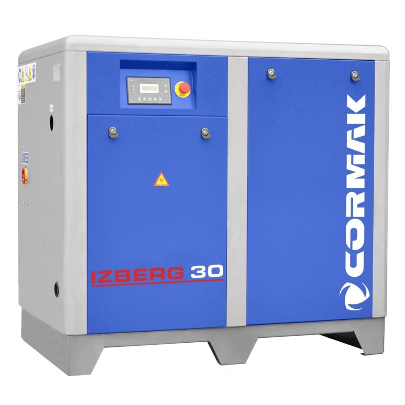 Kompresor śrubowy IZBERG 30 - Kompresor śrubowy IZBERG 30