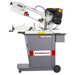 Band-saw CORMAK G5013W with cooling 230V - Band-saw CORMAK G5013W with cooling 230V