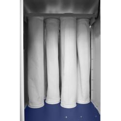 Odciąg do pyłów i wiórów drzewnych CORMAK DCV5200 - Odciąg do pyłów i wiórów CORMAK DCV5200