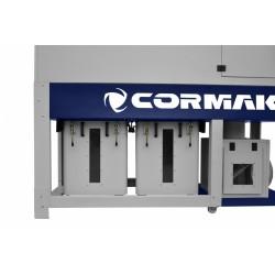 Odciąg do pyłów i wiórów drzewnych CORMAK DCV8900 - Odciąg do pyłów i wiórów CORMAK DCV8900B