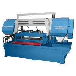 CORMAK GB4240×100 band saw...
